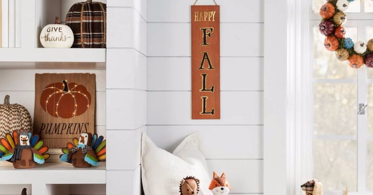 Fall decor from target popsugar home Target fall home decor
