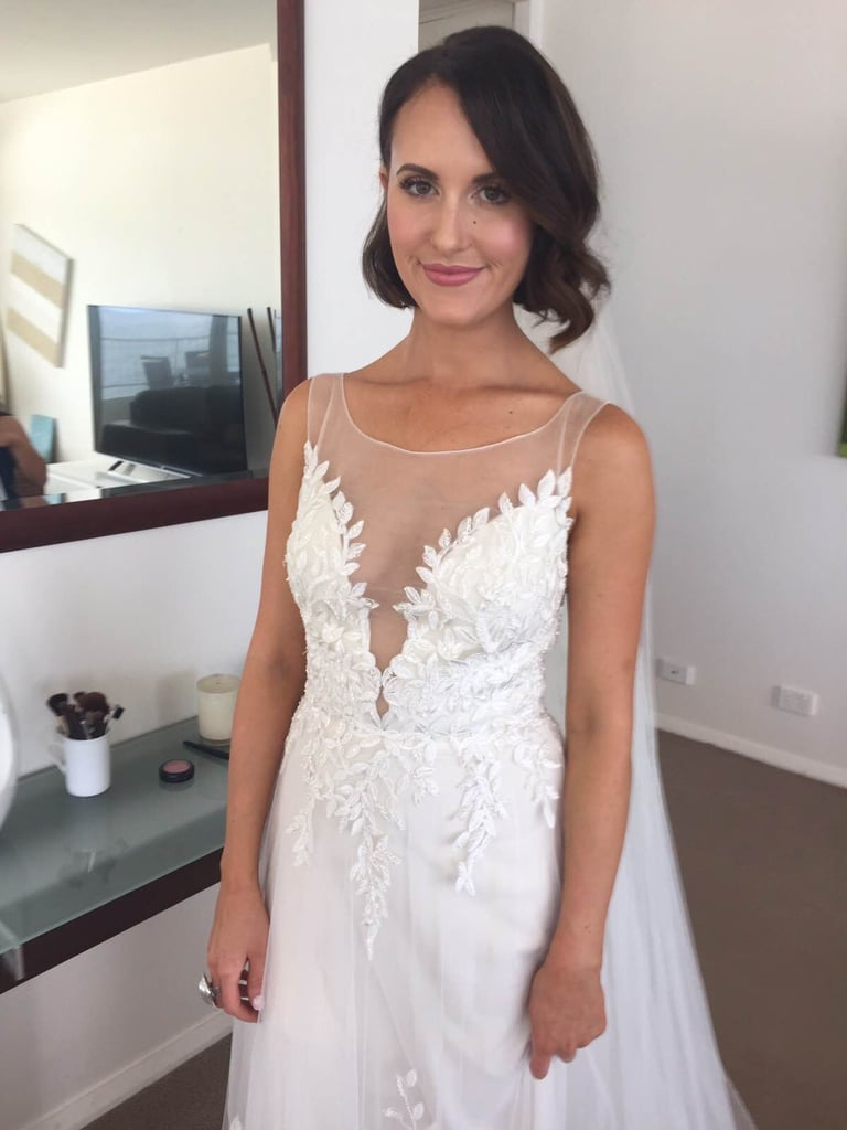 Simone on Her Married at First Sight Wedding Day | Simone Lee ...