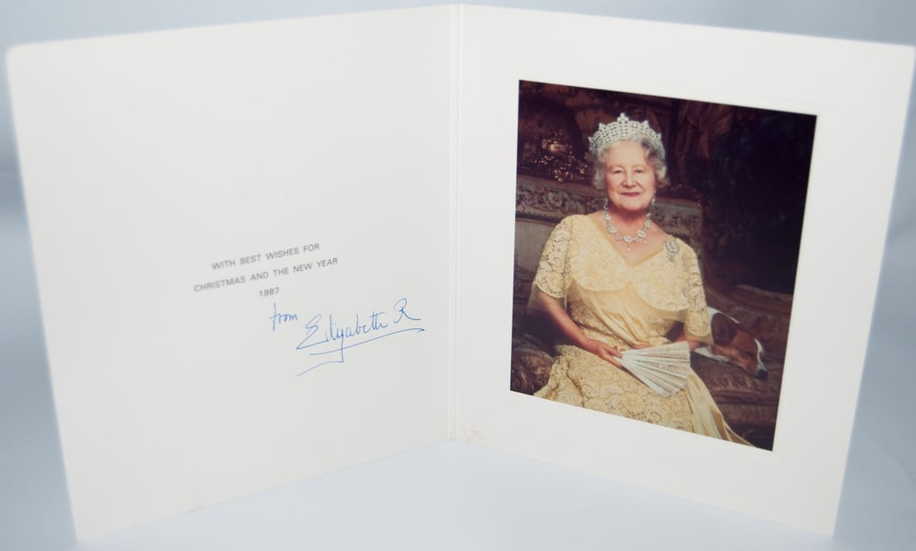 From the Queen Mother, 1987