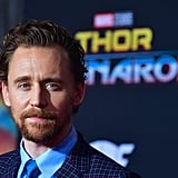 Tom Hiddleston Had Us All Feeling Loki at His Latest Premiere