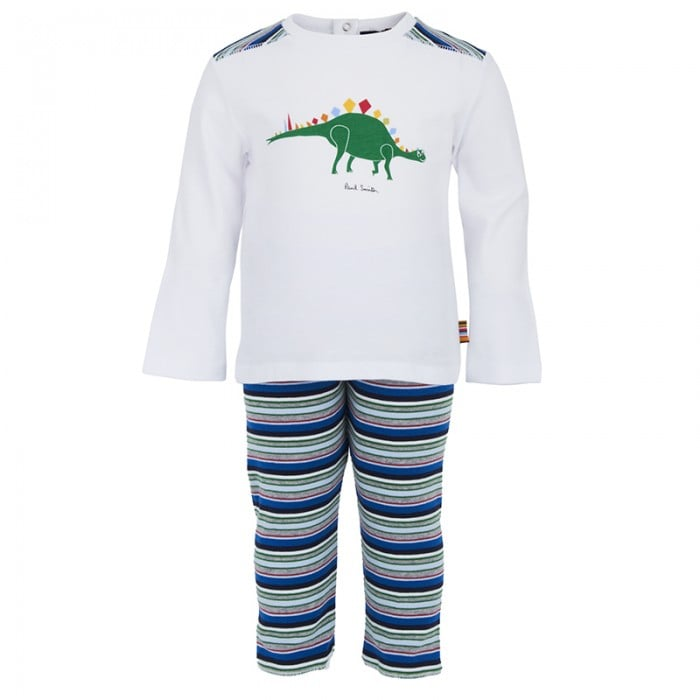 Paul Smith Dinosaur Print Pajamas ($88)
