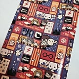 Harry Potter, Hermione, Ron, and Dobby Gift Wrapping Paper