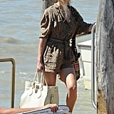 Kate Hudson went to Italy for the Venice Film Festival.