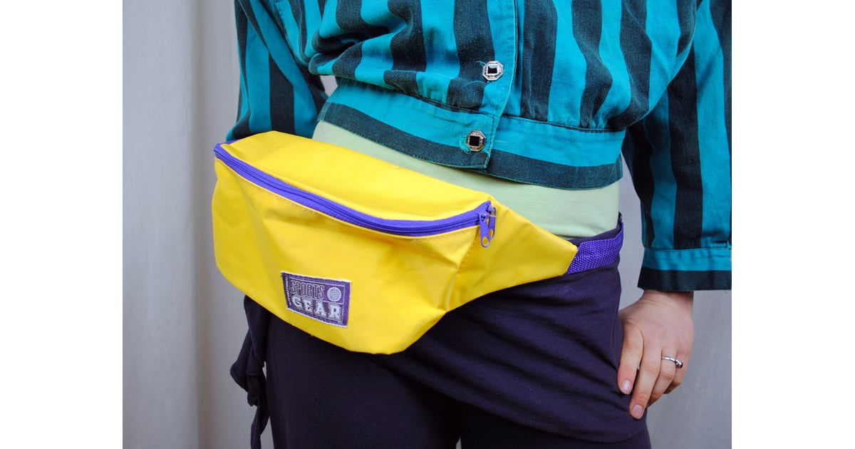 Fanny Packs | Fashion Trends From the '80s and '90s ... - photo #41