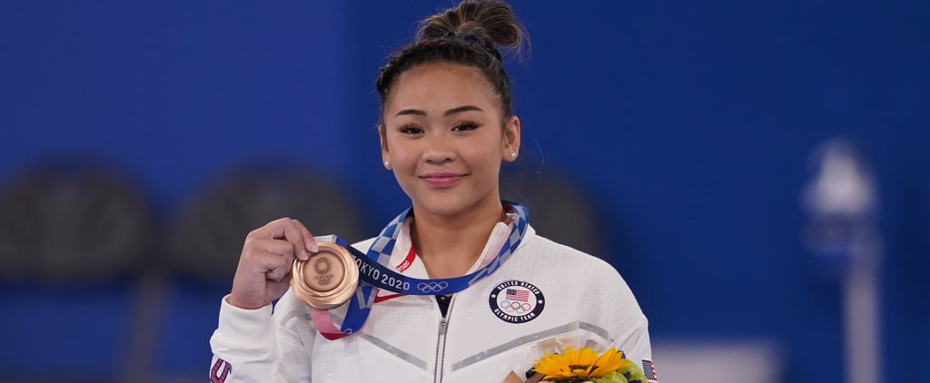 Sunisa Lee Shows Off Her New Olympic Rings Tattoo
