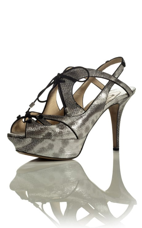 Metallic Sandal, $1,095