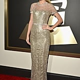 Taylor Swift at the 2014 Grammy Awards.
