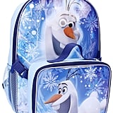 Frozen Olaf Backpack & Lunch Bag Set