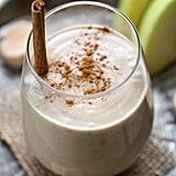 Pumpkin Peanut Butter Chai Apple Smoothie
