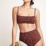 Mara Hoffman Lydia High-Waisted Bikini