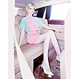 Pastel pinks and blues pop up in Jill Stuart's Spring campaign. Source: Fashion Gone Rogue