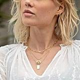 Shop Jen's Exact Gold Chain Necklace