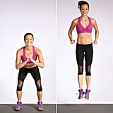 Jump Squat With Heel Click