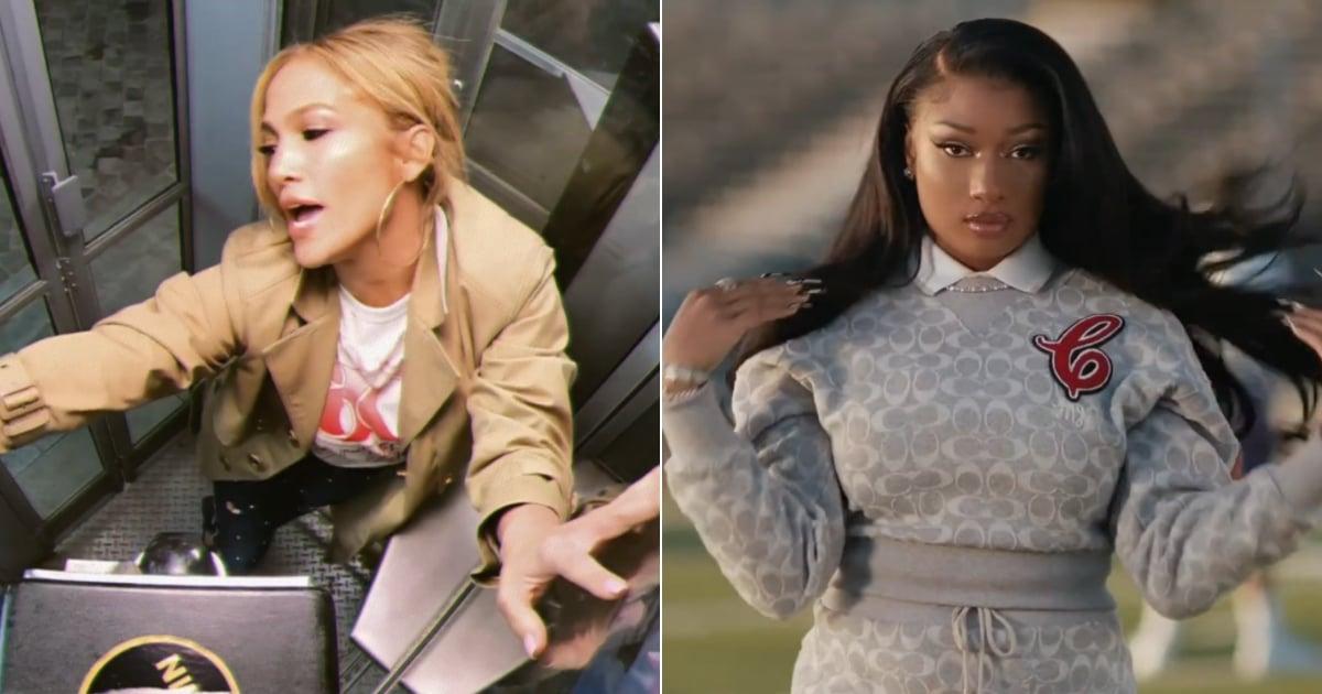 Coach's NYFW Video Has J Lo Singing Blondie and Megan Thee Stallion as Regina George —Need We Say More?.jpg