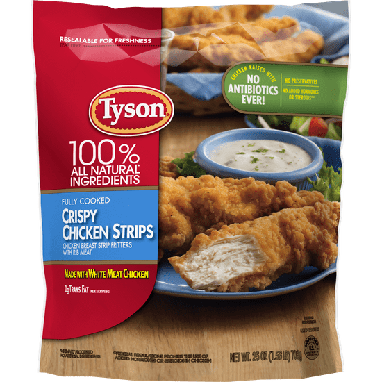 Tyson Chicken Recall May 2019