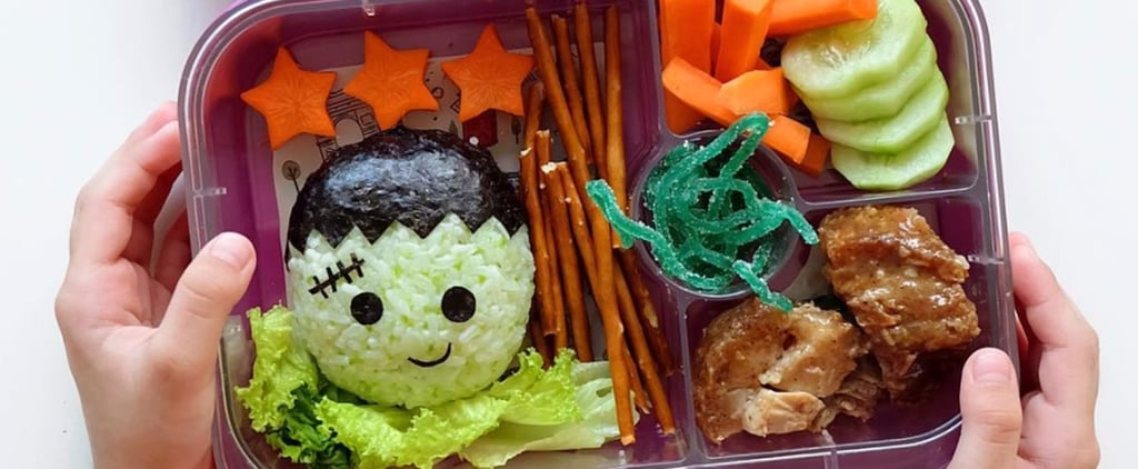 15 Halloween Bento Boxes That'll Get Your Kids in the Spooky Spirit