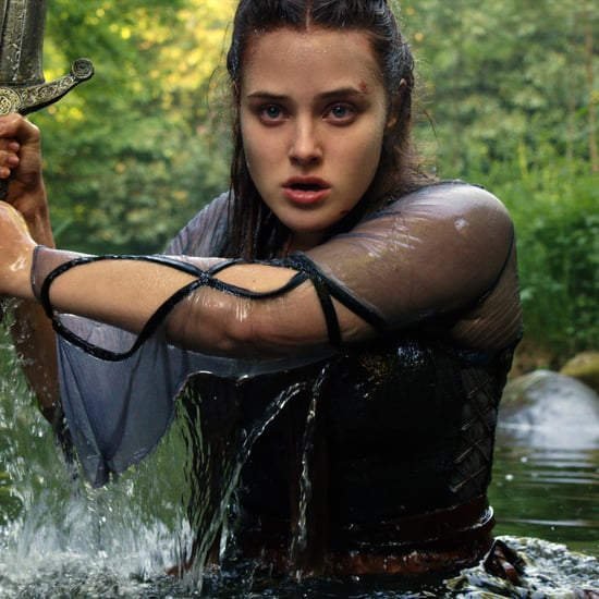 Katherine Langford Interview For Netflix's Cursed Series