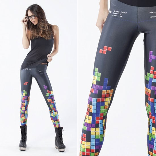 Tetris Leggings From Black Milk Clothing