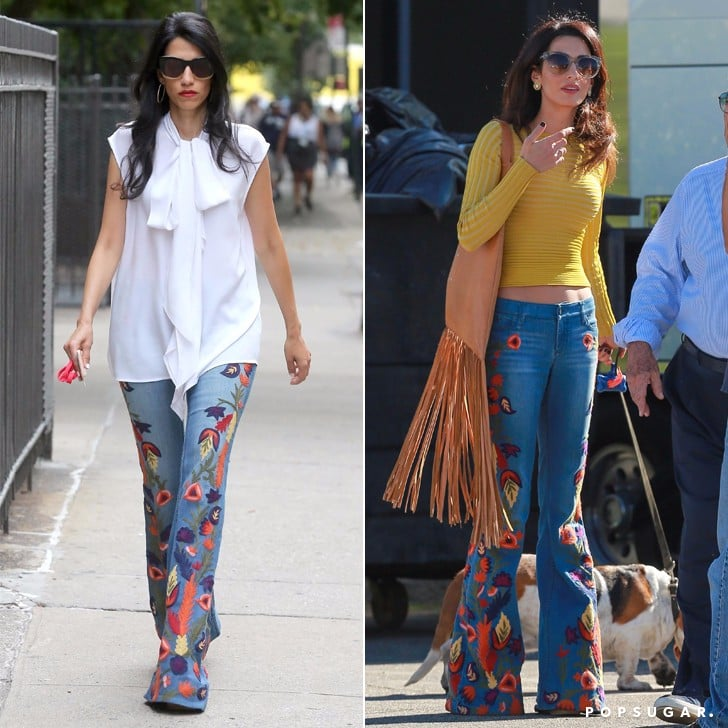 Stylish Ways to Wear Flared Jeans