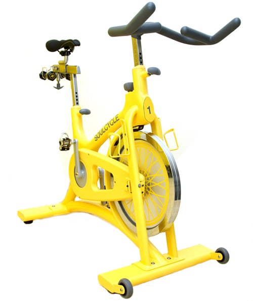 If you're not in on the latest celebrity workout craze — spinning at SoulCycle — then you're missing out. SoulCycle bike ($2,200). — Lauren Turner, celebrity and features editor