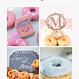 Donut Wedding Displays