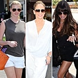 These celebs make a case for classic aviators.
