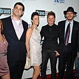 Valerie, Manuel, Nikki, Jen, Spike, Andrew