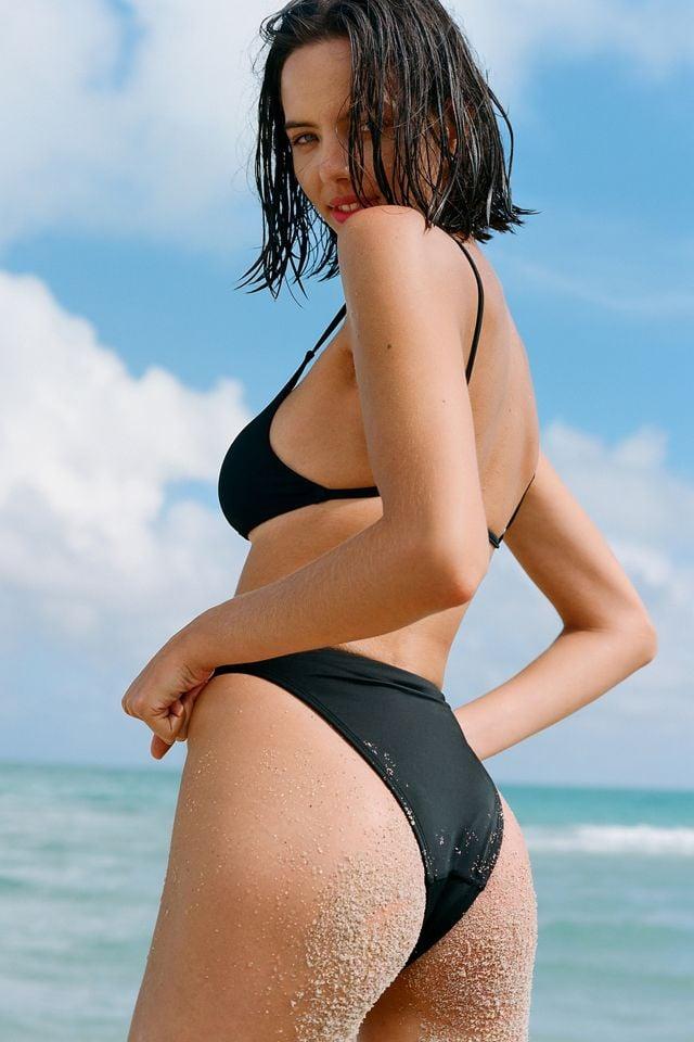 Out From Under Heidi High-Cut Bikini Bottom