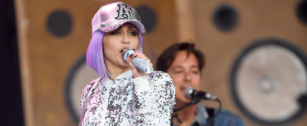 "Miley Cyrus Performs ""On a Roll"" at Glastonbury 2019 Video"