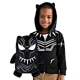 CubCoats Black Panther 2-in-1 Transforming Hoodie & Soft Plushie