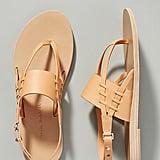 Valia Gabriel Slingback Thong Sandals
