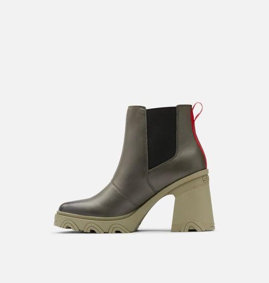 Jaylen Barron's Pick Brex Heel Chelsea Bootie - $160 Shop Now