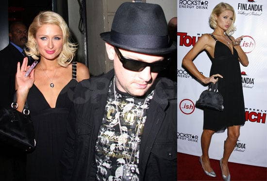 Paris Hilton Blogs About Her New Show and Benji Madden