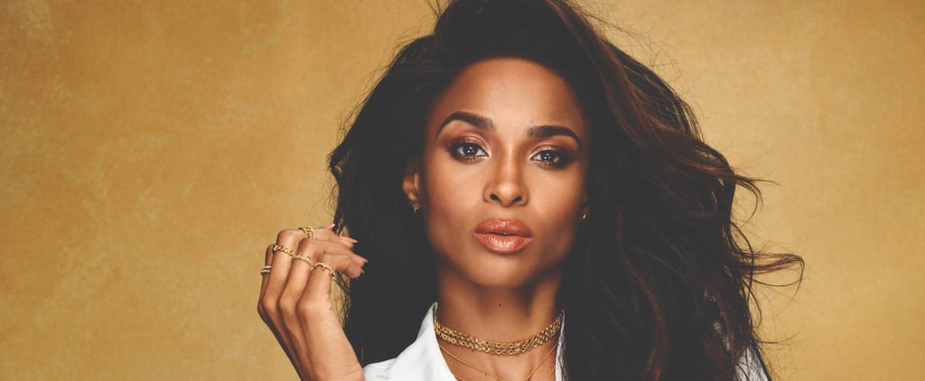 The Special Meaning Behind Ciara's Favorite Necklace Is So Romantic, It Hurts