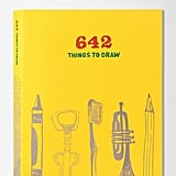 As a closet art nerd, I need, need, need this 642 Things to Draw ($17) art journal. — Tara Block, assistant editor