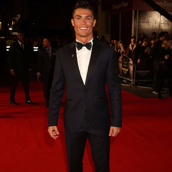 Cristiano Ronaldo and His Girlfriend Expecting First Child