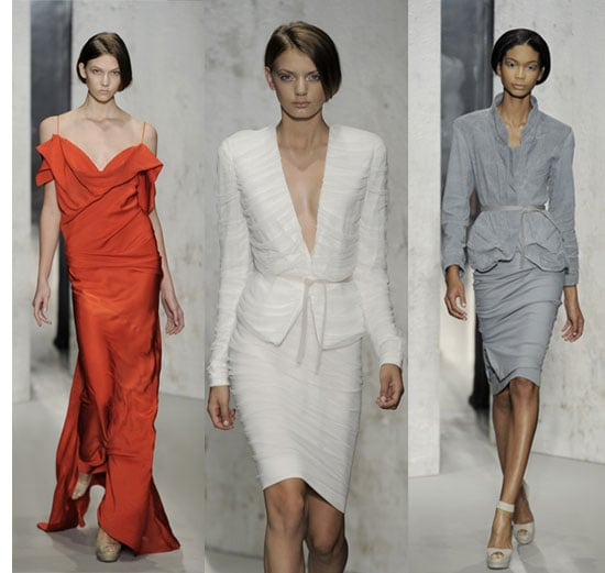Photos of Donna Karan's 2010 Spring New York Fashion Week Show 2009-09-14 14:03:39