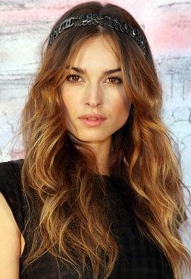 Kasia Smutniak Signs With Armani Fragrance