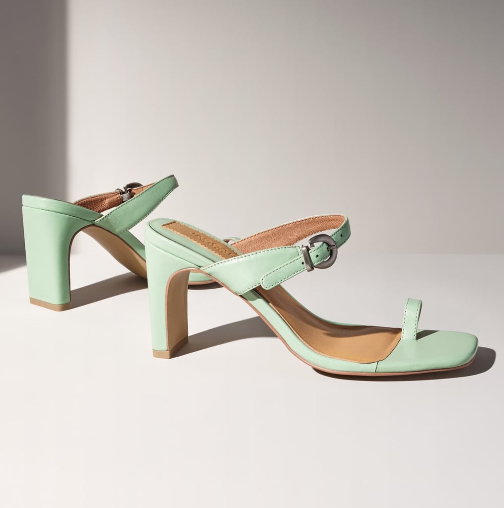 Jaggar Strappy Slide Sandals