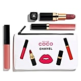Chanel Rouge Coco Pink Set