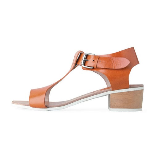 An investment pair so comfortable you'll rely on them every day of Summer.  A Détacher  Highsmith Sandal ($419)