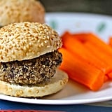Cooking With My Kid's Black Bean Quinoa Burgers