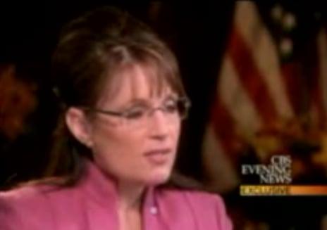 Sarah Palin, Improvisational Jazz Singer?