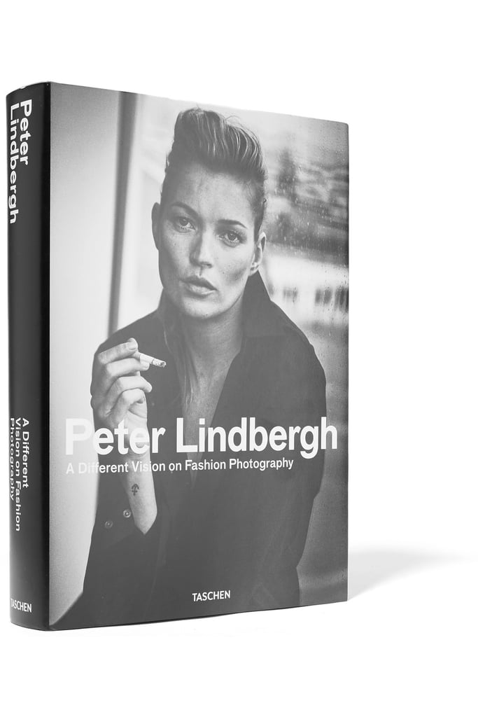 Peter Lindbergh's collection of fashion photography, by Taschen ($70), makes for the perfect coffee table book.