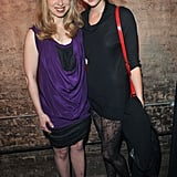Chelsea Clinton and Lily Cole attended a Clinton Foundation event in London.