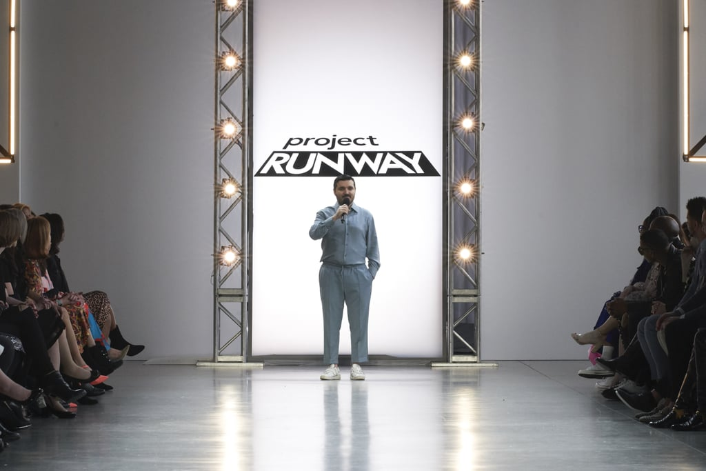 Project Runway Season 18 Finale: Sergio Guadarrama