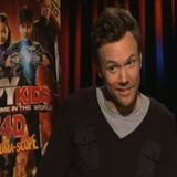 Joel McHale Interview on Spy Kids 4D and Community: Video