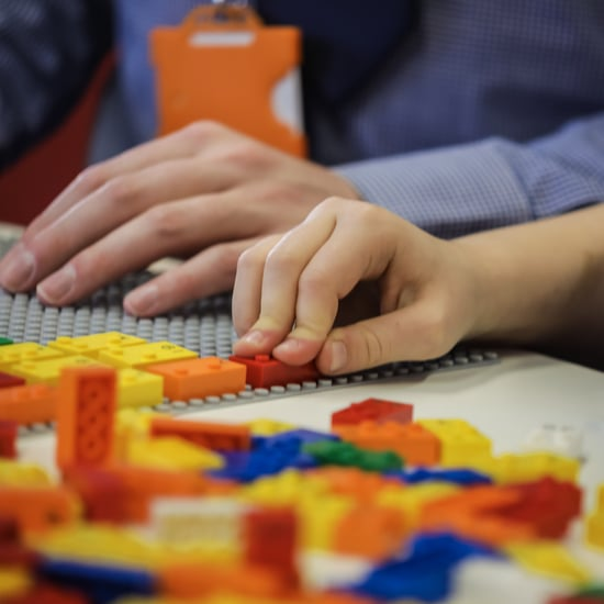Lego Releasing Braille Bricks