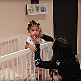 Stormi Has Her Own Playroom Where She Hangs Out and Takes Naps