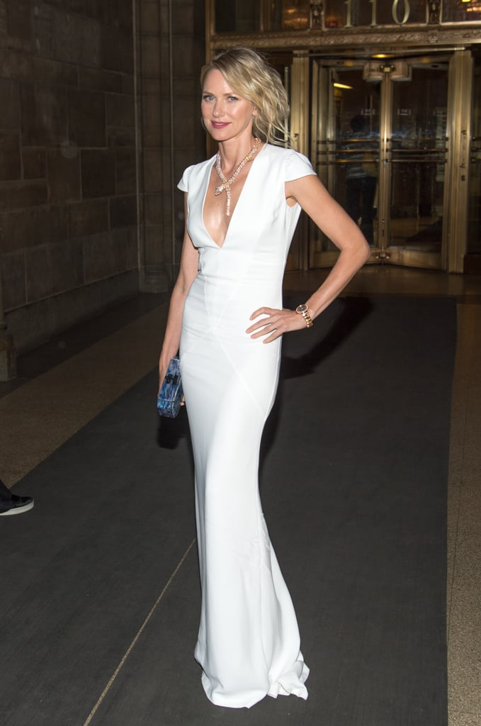 Naomi Watts looked stunning at the Happy Hearts Fund 10 Year Anniversary Tribute of The Indian Ocean Tsunami in NYC on Thursday.